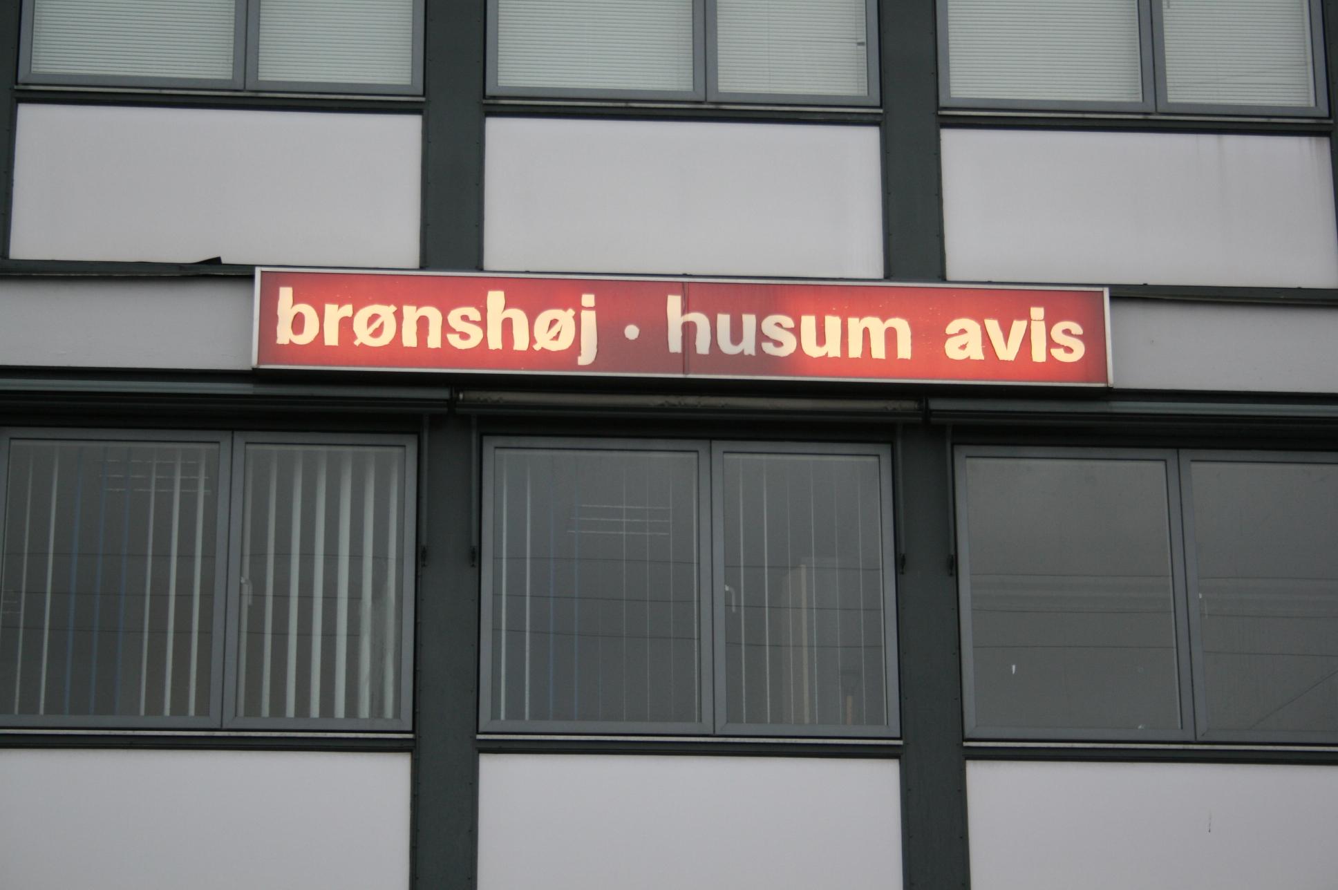 brønshøj husum avis