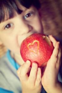 Æblehjerte