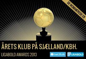 årets klub-logo