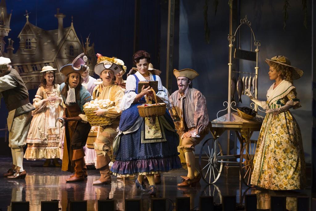 Det Ny Teater - Beauty and the Beast -  9/2014