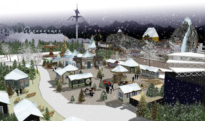Tivolis nye Alpeland 2014