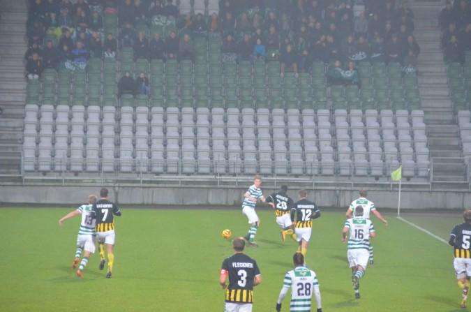 BB stred forgæves – Viborg var for stærke og vandt 2-0