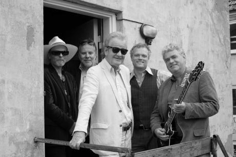 delta blues band pressefoto