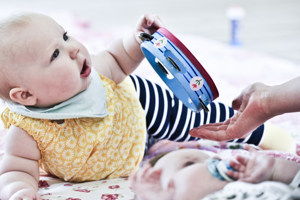 Babysalmesang i Viborg Domkirke - SognegŒrd