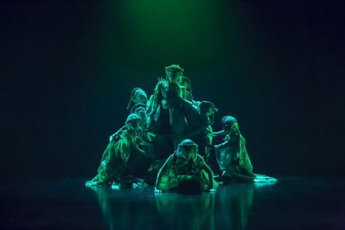 Dansekapellet, 1001 nats eventyr, Fotograf - Bahadir Berber