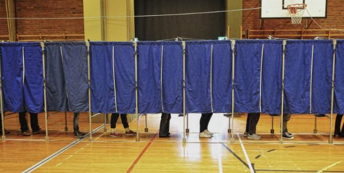 Folk der stemmer