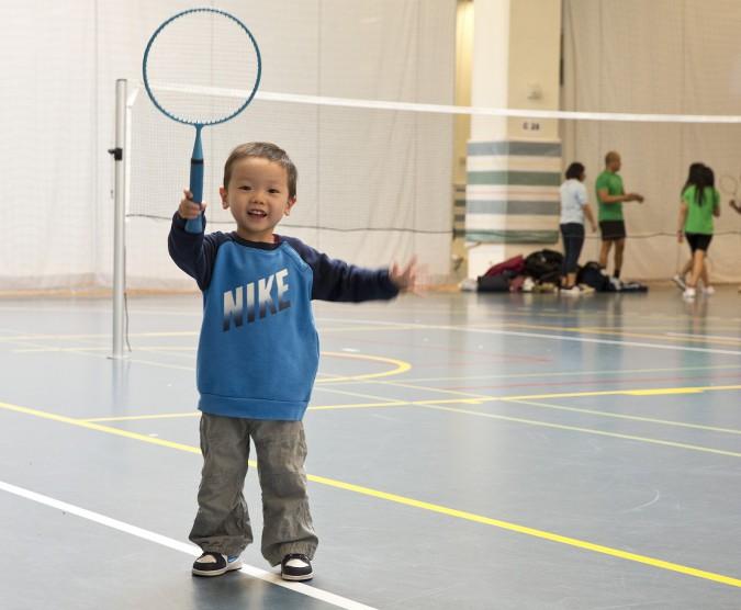 Badminton_Grøndal MultiCenter_Heidi Frantzen