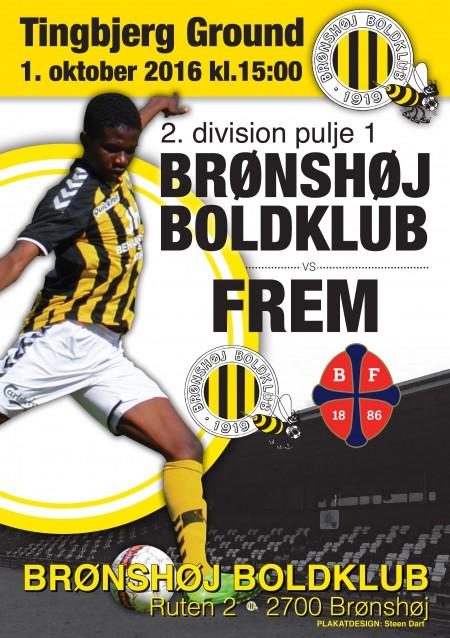 Bronshoj plakat BB-Frem.efterår 2016