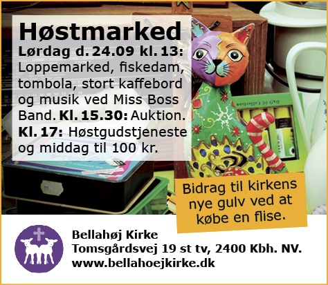 hoestmarked