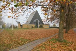 Kirke efterår