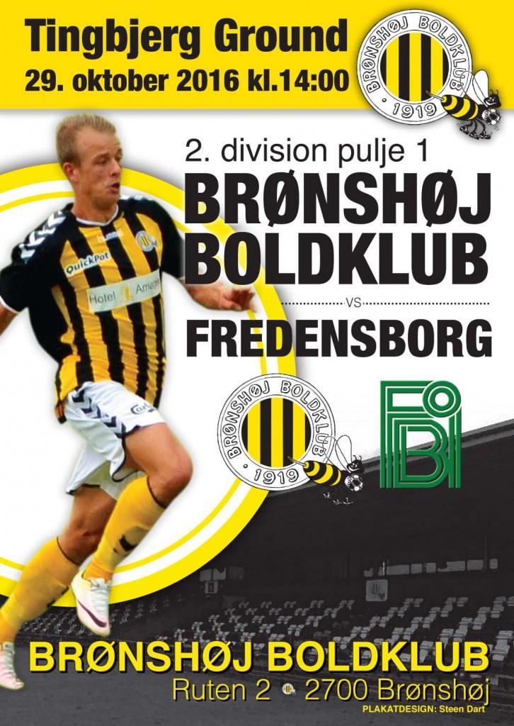 Plakat BB-Fredensborg