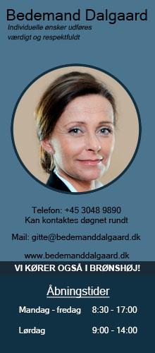 Bedemand Dalgaard