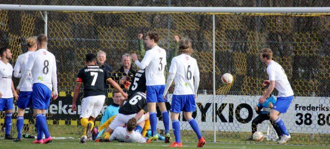 BB skabte fodboldfest i første hjemmekamp og vandt hele 5-2 over Kolding