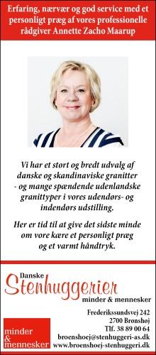Danske Stenhuggerier